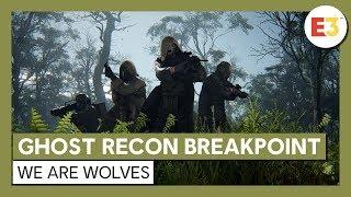 Ghost Recon Breakpoint - Trailer Nous sommes des Wolves [OFFICIEL] VF HD