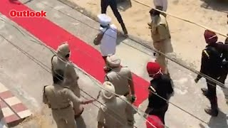 Red Carpet Welcome For Punjab Cop Whose Hand Was Chopped Off In Attack