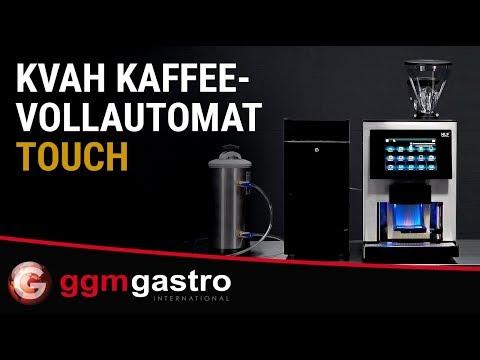 KVAH Kaffeevollautomat TOUCH - GGM Gastro