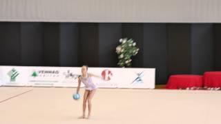 Eesti MV 2015 - Tartu - Laurabel Kabrits - Ball