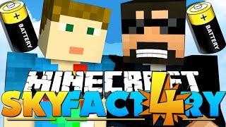 Minecraft: SkyFactory 4 - BEST ENERGY SYSTEM EVER !! [35]