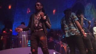 Migos perform Kelly Price at LIV with Travis Scott