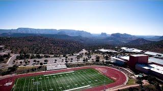 Olympic Hopeful (Arsene Guillorel) runs 4:00 Mile pace in Sedona, AZ (4300ft)