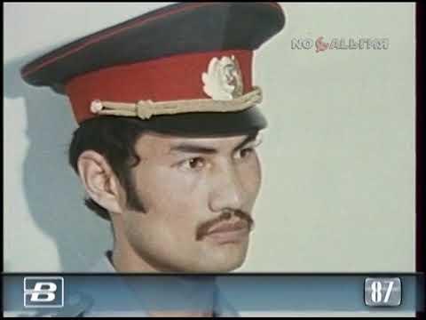 Казахстан. Целиноград. Перестройка в органах юстиции 1.08.1987