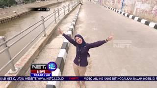Rapihnya Wajah Baru Sungai Ciliwung - NET12