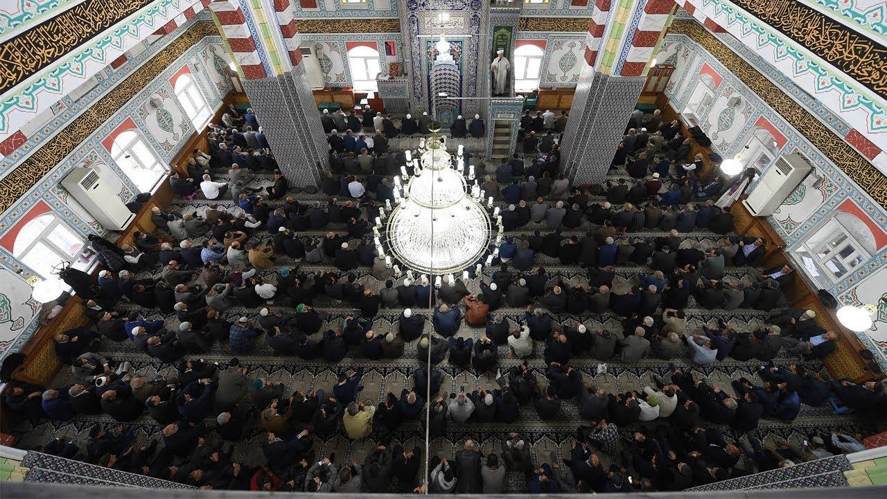 Ağrı Merkez Camii I Cuma Hutbesi I 21.04.2017