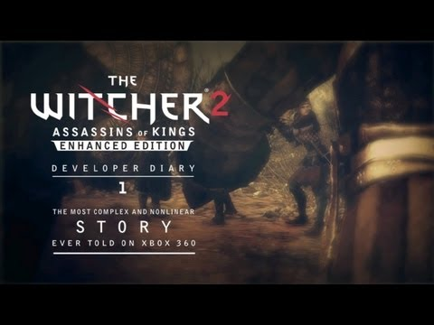 The Witcher 2: The Most Complex Story Ever Told On Xbox 360?
