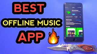 Best Amazing MUSIC APP For iPhone! (2020) | Offline Music | Hindi | VMinds