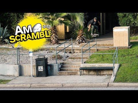 "preview image for Rough Cut: Pedro Delfino's ""Am Scramble"" Footage"