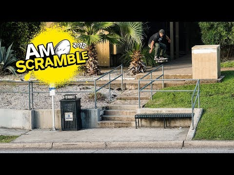 Rough Cut: Pedro Delfino's Am Scramble Footage