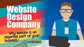 VOCSO Website Design Company Introduction
