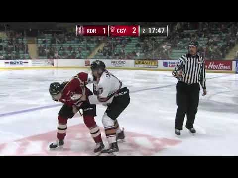 Jaxsen Wiebe vs. Hunter Campbell