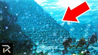 10 Mysterious Ancient Pyramids Not Located in Egypt