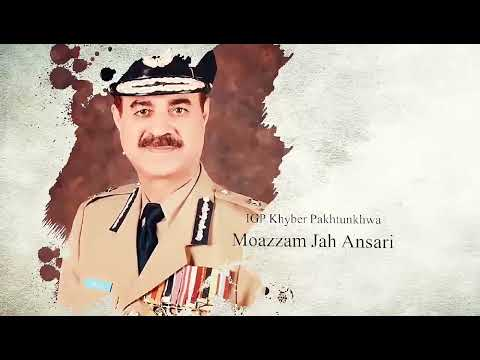 Khyber Pakhtunkhwa new Inspector General of Police Moazzam Jahan Ansari has taken charge