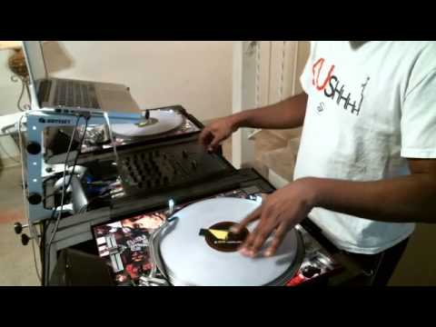DJ TEEBOY Scratch Practice…