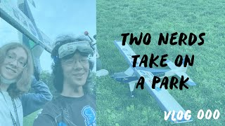 Chasing an EFlite Timber?!?! FPV Freestyle/Chase Footage Supercut
