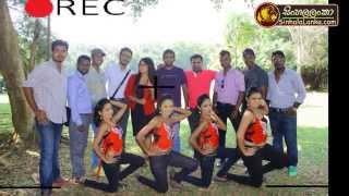 Adare kiyanna ko Nago Nago Making Of Video Chamil Wijenayake Sinhalalanka Video Production