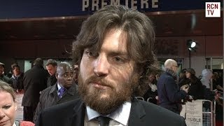 Tom Burke Interview The Invisible Woman Premiere