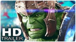 Тор Рагнарёк Русский тизер трейлер 2017