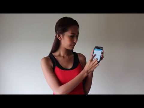 Video of SportsTracker PRO Run & Bike