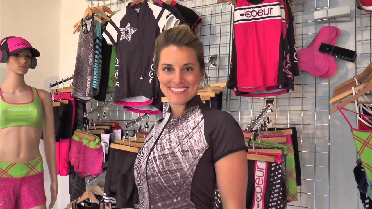 Coeur Sports Clothing Collection