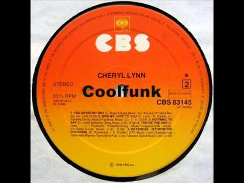Cheryl Lynn - Give My Love To You (Soul-Disco 1978)