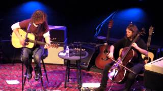 Chris Cornell - THANK YOU (Led Zep cover) @ Disney Concert Hall 09-20-15