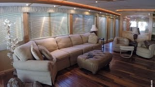 2002 Fantasy 19 x 100WB Houseboat For Sale on South Holston Lake - SOLD!