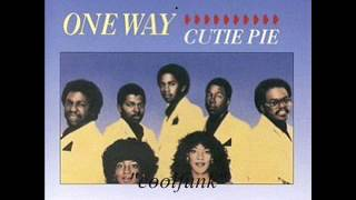 "One Way - Cutie Pie (12"" Funk 1982)"