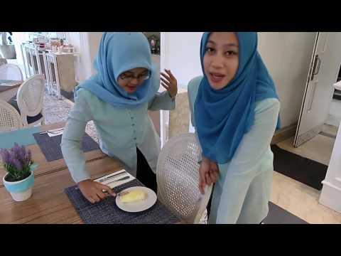 Video Review Bandung Makuta - Oleh Oleh khas Bandung Laudya Chintya Bella - Min Jadi turis Bandung