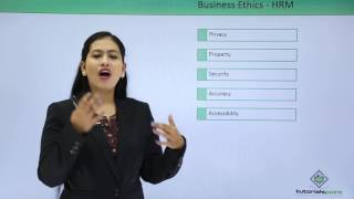 Soft Skills - Business Ethics