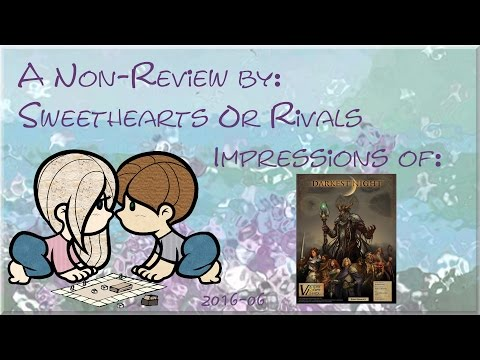 Sweethearts or Rivals: Impressions of Darkest Night