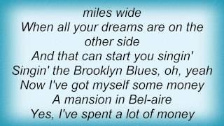 Barry Manilow - Brooklyn Blues Lyrics_1