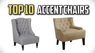 10 Best Accent Chairs In 2019 Reviews