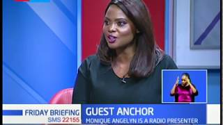 Monique Angelyn, a Spice Fm presenter was raised in a family of 30 siblings | GUEST ANCHOR