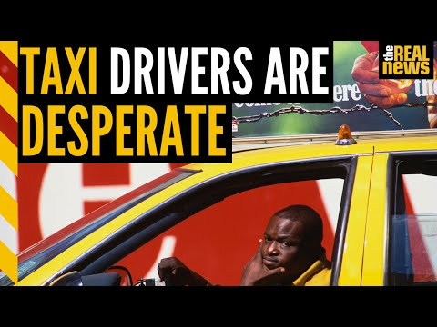 Crushed by debt, NYC taxi drivers go on HUNGER STRIKE