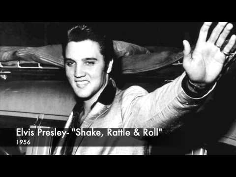 Elvis Presley Элвис Пресли - Shake, Rattle And Roll