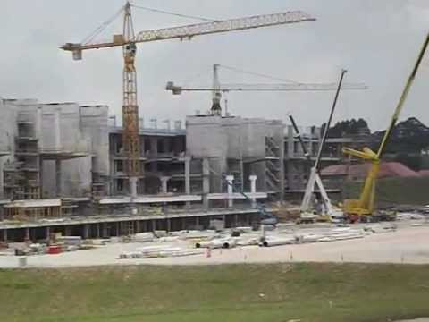 Obras Arena Corinthians - 07/11/2012