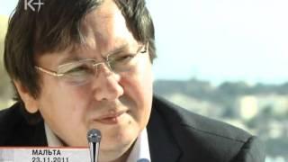 Рахат Алиев. Интервью 01.12.2011 / kplustv