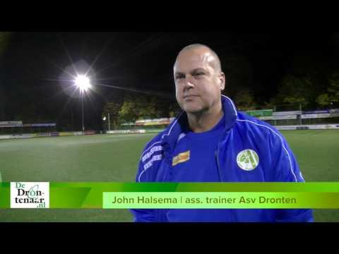 VIDEO | John Halsema: ,,De eerste stap gezet en dat smaakt naar meer''