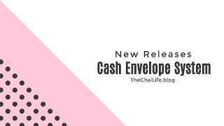 Dave Ramsey Cash Envelope System - New Release