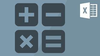 Basic Formulas   Add, Subtract, Divide, Multiply In Excel