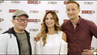 2017 FAN eXpo Canada | Shuyan Saga Launch (02.09.17)