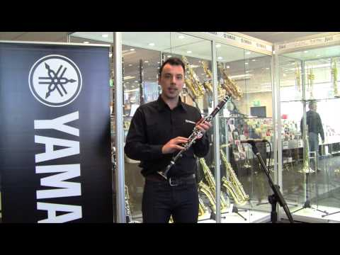 Yamaha YCL450 series clarinet | Better Music