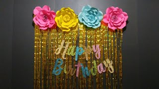 Birthday Decoration | For Teens And Adults Birthday