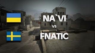 Na`Vi vs Fnatic on de_dust2 @ ESEA by ceh9