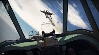 WarThunderプレイ動画零戦三二型コクピット視点テストフライト_SHAREfactory™