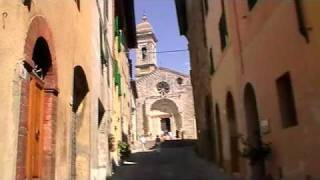 preview picture of video 'Siena - San Quirico d'Orcia'