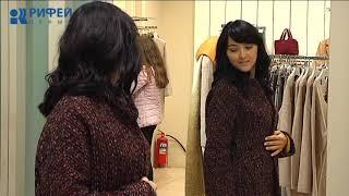 Глядя в зеркало. Женские пальто на осень
