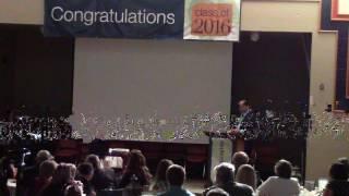 Shepherds College Graduates' Dinner - Part 1 of 3